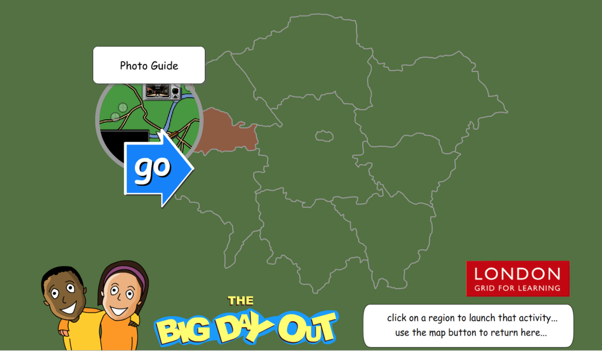 The Big Day Out Screenshot